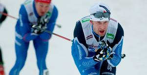 Anders Södergren slutade elva på SM i sitt första lopp på ett helt år.