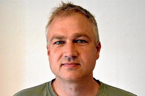 Jonas Hansen, toppnamn för Kristdemokraterna i Lekeberg vill ha valfrihet för familjen och förordar fler dagbarnvårdare.Foto: Peter Eriksson/Arkiv