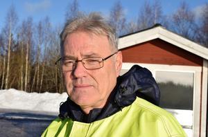 Hans Moberg, vd på NTF Dalarna.