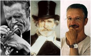 Musik av bland andra Chet Baker, Giuseppe Verdi och Keith Jarrett kan vara skönt att slappna av till. Foto: Ragnhild Haarstad, Andrea Tamoni och TT