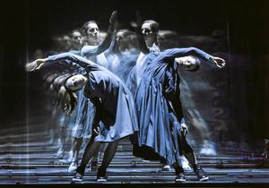 Dansare är en yrkesgrupp som arbetar under tuffa förhållanden för låga löner. Foto: Bengt Wanselius