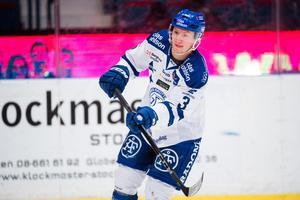 Bertov spelar nästa säsong i Rögle.Bild: Simon Hastegård/Bildbyrån.