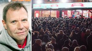 Alf Westerdahl, marknadschef på Västerås Marknad och Näringsliv AB. Bild: Rune Jensen/TT