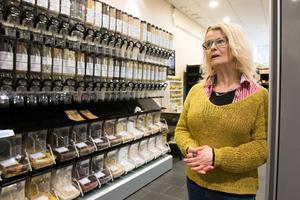 Maria Davies driver butiken Skafferiet i bottenplanet på Gallerian.