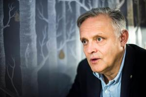 Björn Åqvist slutar som ordförande i ÖSK. Arkivbild: Sofie Isaksson