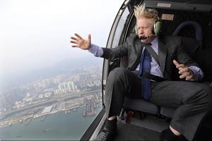 Nu väntar några stormiga månader för Boris Johnson. Foto: Andrew Parsons / TT