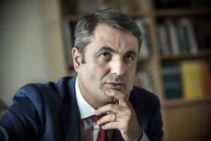 Näringsminister Ibrahim Baylan (S).