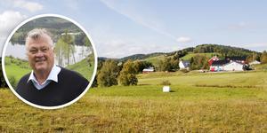 Entreprenören Dan Olofsson har rötterna i Kaxås. Han är med och drar i gång  Projekt Kaxås.