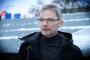 Lars Åsberg, vd för Bollnäs bostäder.
