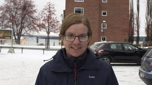 Lena Unger, 55 år, rehabassistent, Söråker.