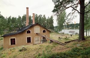 Oljeön i Ängelsberg. Foto: Margareta Andersson/VLT:s arkiv