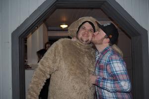 Alla behöver vi en nallebjörn.