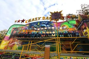 I år blir det mindre antal karuseller på marknaden.