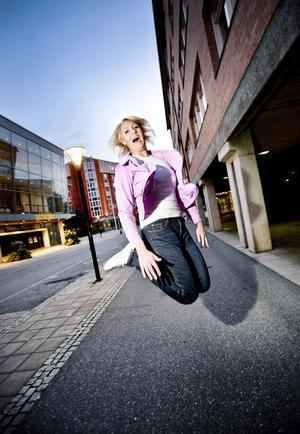 Lena Baastad (S) är hoppfull efter valet hösten 2010. Arkivbild: Lennart Lundkvist