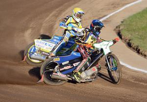 Adrian Cyfer, Masarna speedway