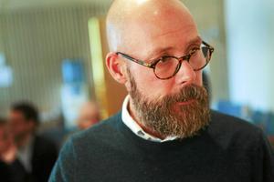 Henrik Lundmark, affärsområdeschef på Diös, tror att första spadtaget dröjer minst tre år.