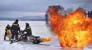 Landracing hoppas att arrangemanget Speed Weekend kommer att ge ännu snabbare hastigheter när arrangemanget körs på Orsasjöns is redan i februari.