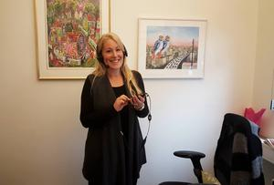 Sara Strömberg arbetar som kultur- och nöjesredaktör på Länstidningen.
