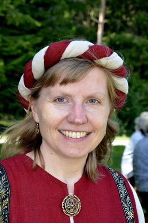 Projektledare Maria Sundström.