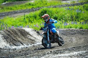 Theo Vestin, ÖMK Motocross & Enduro.