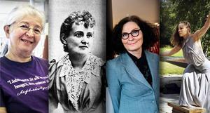 Översättaren Farrah Mustajärvi, professorn Ebba Witt-Brattström och dansaren Elin Kristoffersson är några av alla de som på olika sätt är involverade i Alfhild Agrells  renässans och jubileumsår.