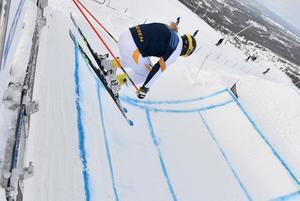 Lisa Andersson utmanar starten.
