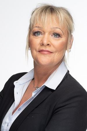 Helena Englund (L), gruppledare Region Gävleborg