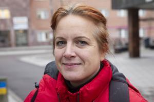 Josefin Eriksson, 46, Västerås.
