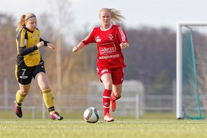 Sandra Högberg, Västanfors IF. Foto: Privat