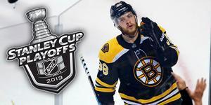 David Pastrnak vill gärna lägga beslag på sin första Stanley Cup-ring.