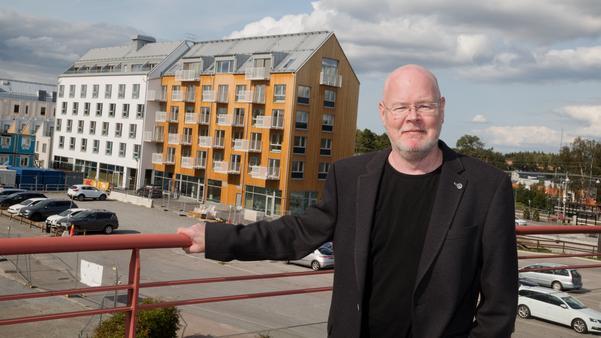 Bob Wållberg tycker att det politiska läget i Nykvarn ser med komplicerat ut än tidigare.