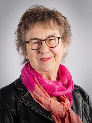 Gunilla Halldén har bland annat skrivit boken