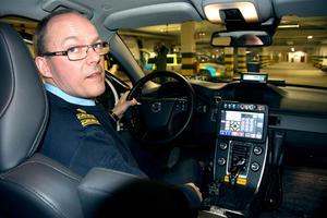 Stefan Westerlund, biträdande trafikpolischef.