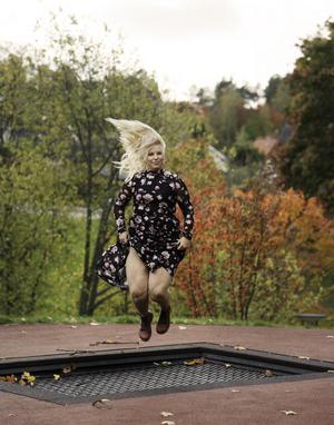 Pernilla Lillbåsk Persson är en av de som medverkar i fotoprojektet