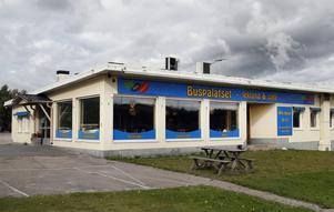 Buspalatset ligger på Kungsgatan i Hudiksvall.