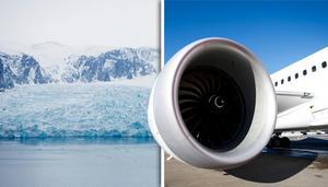 Vintern har varit varmare på Nordpolen än i Göteborg. Klimatförändringarna är redan här, skriver företrädare för Miljöpartiet. Bild: Tore Meek/TT / Heiko Junge/TT