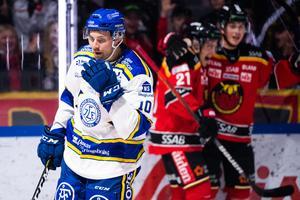 Bild: Bildbyrån. Luleås 1–0-mål.