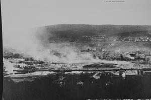 Svenåke Boström vill påpeka att det är klarlagt att Sundsvallsbranden orsakades av ångslupen Selånger.