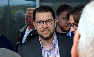 Åkessons cementerade sin position som en av partiledarskarans bättre debattörer under gårdagens debatt i SVT.