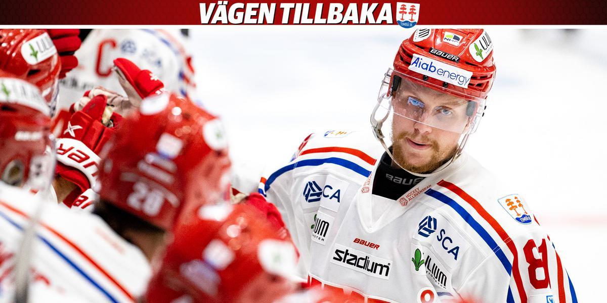 JUST NU: Kulturbäraren Jeremy Boyce Rotevall gör 2–1 – följ Timrå IK mot Löven här