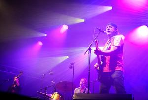 Pugh Rogefeldt på Ludvikafestivalen 2013. Foto: Dennis Pettersson