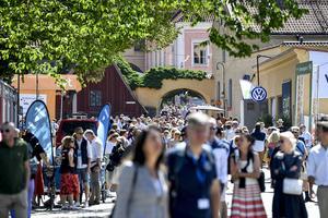 Almedalen 2019. Foto: Henrik Montgomery / TT