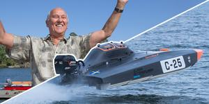 Arrangörerna kan nu pusta ut efter årets Nynäs Offshore Race. Allt gick bra, berättar Anders Söderlund som är tävlingsledare.