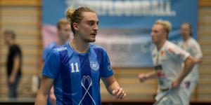 Valdemar Ahlroth hoppas kunna spela upp Nykvarn i SSL. I framtiden.