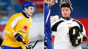 Christoffer Edlund och Anders Svensson.