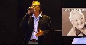"""Ronnie Sahlén kommer att sjunga """"Jan Sparring"""" på Bergsgatan den 18 augusti."""