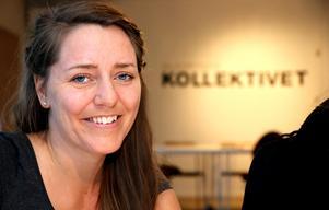 Extremskidåkaren Lotten Rapp har efter sin hjänskakning haft mer fokus på hemmaplan än tidigare.