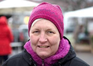 Lotta Evrung är ordförande för S-föreningen i Indal-Liden.