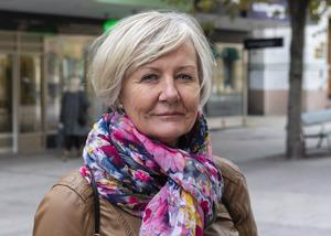 Agneta Grundberg, 59 år, HR-konsult, Sundsvall