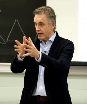 Jordan Peterson attackerar postmodernismen frenetiskt.Foto: Adam Jacobs/Wikimedia commons